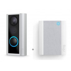 Ring Peephole Video Doorbell & Ring Chime